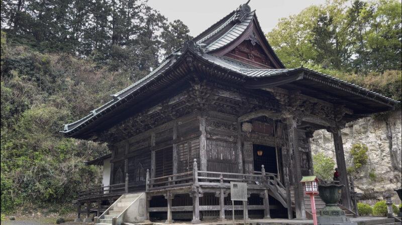 比企能員が復興した坂東三十三観音霊場十番・岩殿山正法寺が埼玉の隠れた名所すぎて最高な件